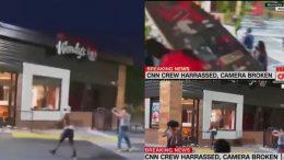 CNN, Wendy's
