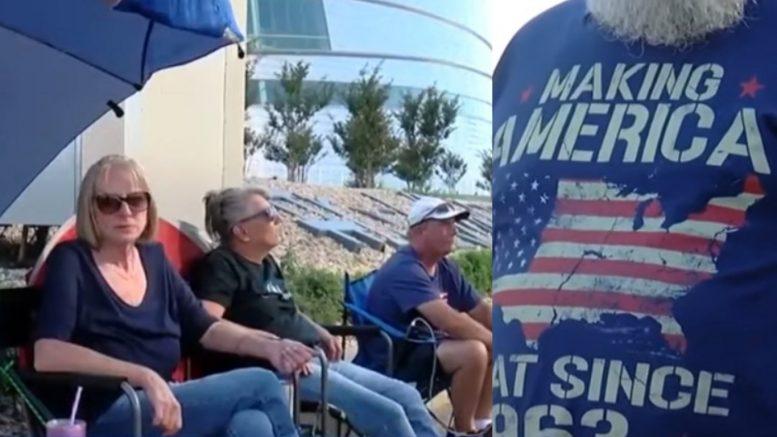 Tulsa Trump Supporters