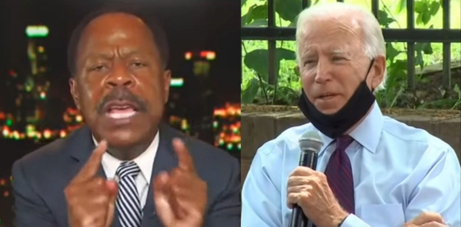 Leo Terrell Calls On Dems Not To Vote For Biden, Urges ...