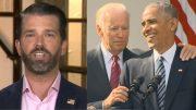 Don Jr., Obama, Biden