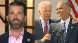 Don Jr., Obama, Biden