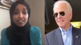 Omar, Biden