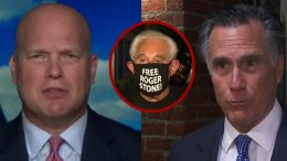 Whitaker, Stone, Romney