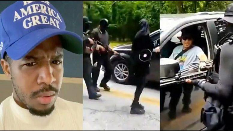 Terrence Williams, Black Power Militia