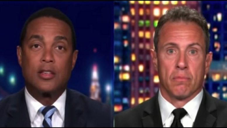 Don Lemon, Chris Cuomo