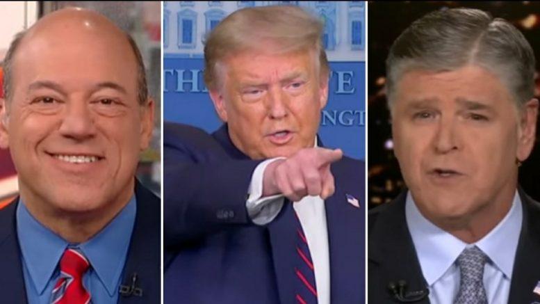 Ari Fleischer, Trump, Hannity
