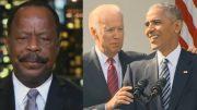 Leo Terrell, Obama, Biden