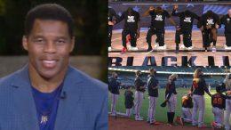 Herschel Walker, NBA, MLB