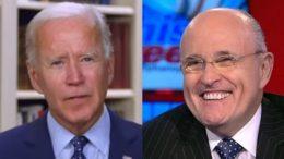 Biden, Giuliani
