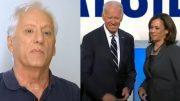 Woods, Biden, Kamala Harris