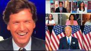 Tucker, CNN, Biden