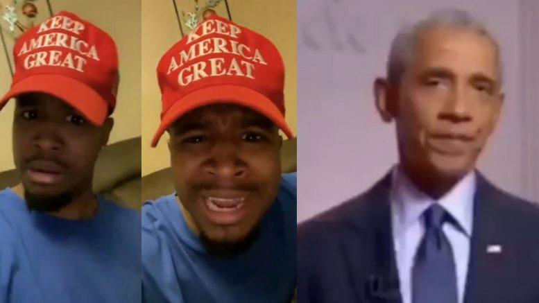 Terrence Williams, Obama