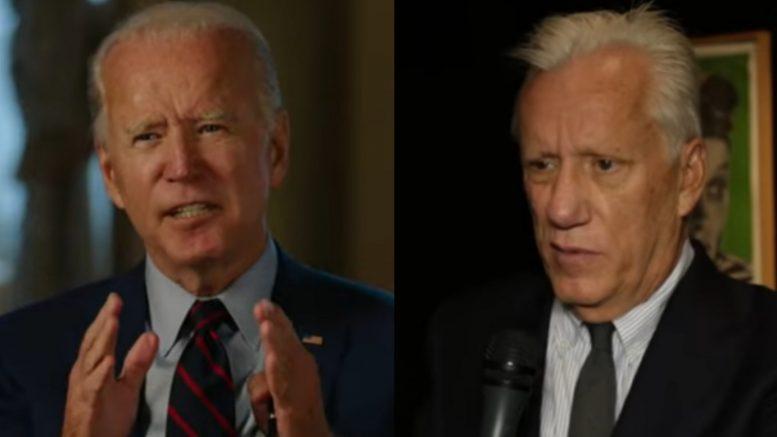 Biden, James Woods