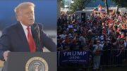 Trump, trump supporters
