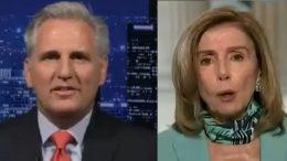 McCarthy, Pelosi