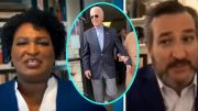Abrams, Biden, Cruz