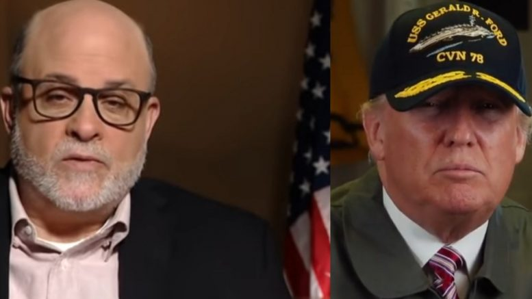 Levin, Trump