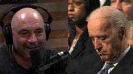Joe Rogan, Joe Biden