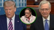 Trump, Ginsburg, McConnell