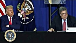 Trump, Barr