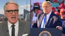 Keith Olbermann, Trump