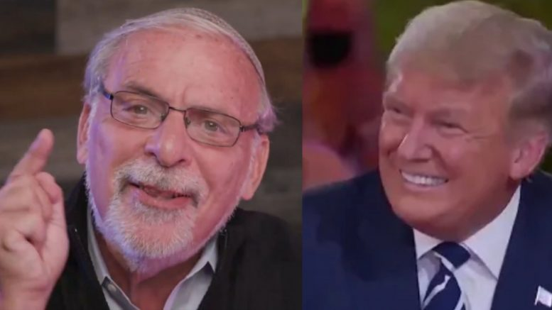 Dov Hikind, Trump