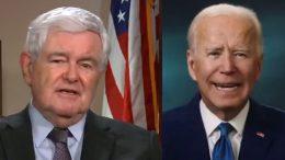 Newt, Biden