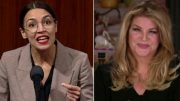 AOC, Kirstie Alley