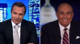 Newsmax, Giuliani