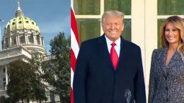 PA Legislature, Trump, Melania
