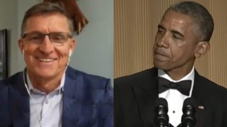 Flynn, Obama