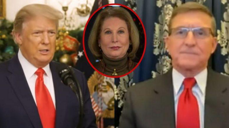 Trump, Powell, Flynn
