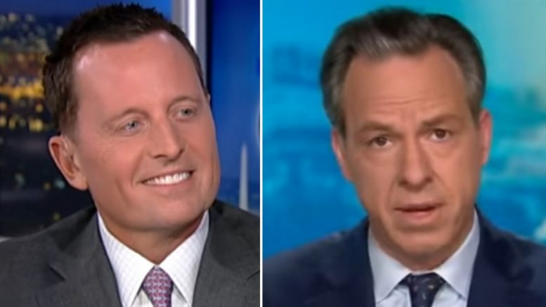 Grenell, Tapper