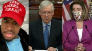 Terrence Williams, McConnell, Pelosi