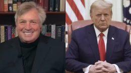 Dick Morris, Trump