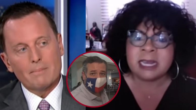 Grenell, April Ryan