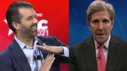 Don Jr., John Kerry