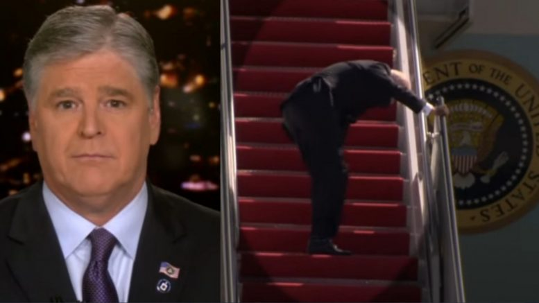 Hannity, Biden