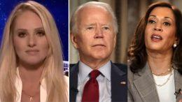 Tomi Lahren, Biden, Harris