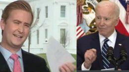 Doocy, Biden