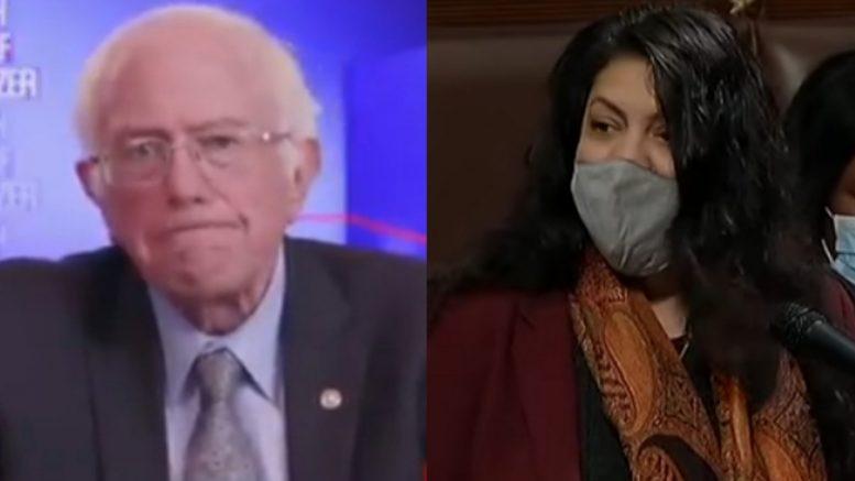 Bernie Sanders, Tlaib