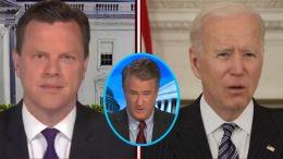 Willie Geist, Biden, Joe Scarborough
