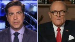 Jesse Watters, Rudy Giuliani