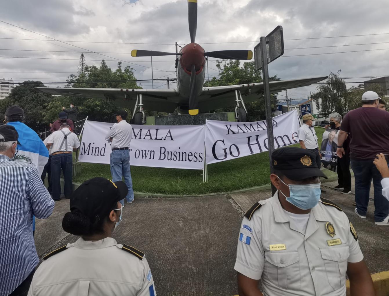 Guatemala, Kamala