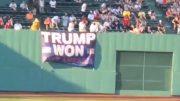 Trump Won, Boston
