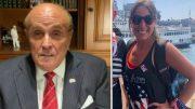 Giuliani, Ashli Babbitt