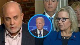 Levin, Biden, Cheney