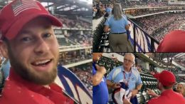 Texas Rangers, Trump Won