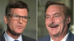 Drew Griffin, Mike Lindell