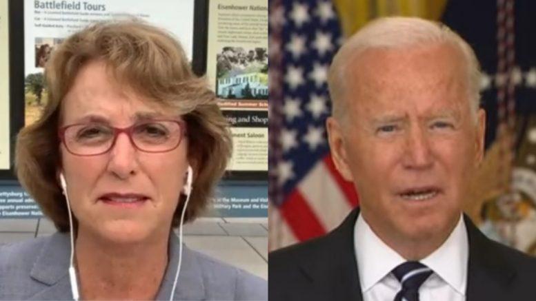 Wendy Rogers, Biden